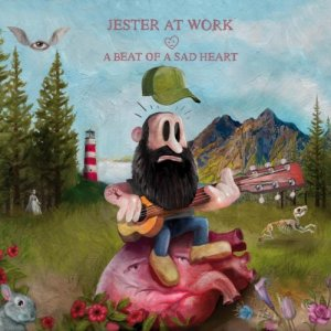 album A Beat Of A Sad Heart - Jester at work