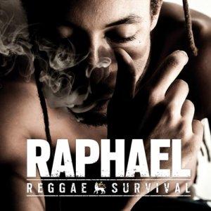 Raphael Reggae Survival copertina