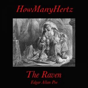 HowManyHertz Il corvo by Edgar Allan Poe copertina