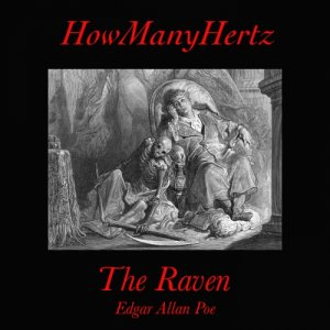 album Il corvo by Edgar Allan Poe - HowManyHertz