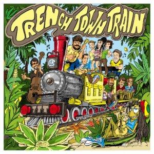 Trenchtown Train Trenchtown Train copertina