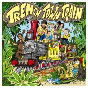 album Trenchtown Train - Trenchtown Train