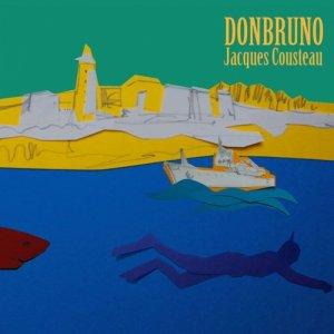 album Jacques Cousteau Ep - DONBRUNO