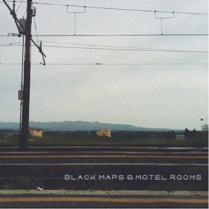 album BMMR EP - Black Maps & Motel Rooms