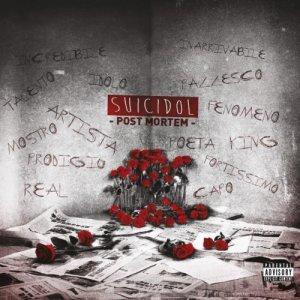 Nitro Suicidol - Post Mortem copertina