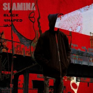 album Black Shaped Way - Slamina