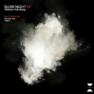 Makoto Holmberg Slow Night copertina