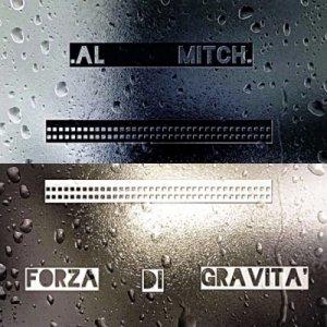 Al Mitch Forza Di Gravità EP copertina