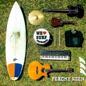 album Peachy Keen - WE LOVE SURF