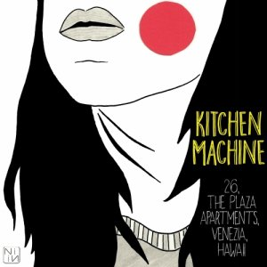album 26, The Plaza Apartments, Venezia, Hawaii - Kitchen Machine