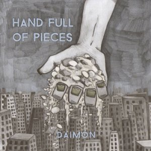 album Hand full of pieces - EP - Daimon