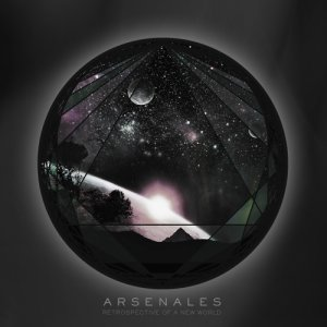 album Retrospective of a New World - ARSENALES