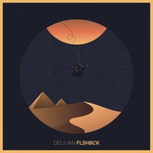 DELIUAN FLSHBCK copertina