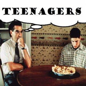 album Teenagers (demo) - Höney