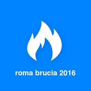 album Roma Brucia 2016 - Compilation