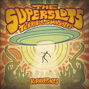 album Kidnappings - The Superslots Terrible Smashers