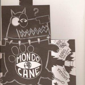 album Mondo Cane - Supercanifradiciadespiaredosi
