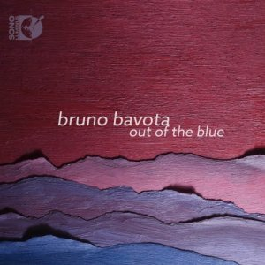 album Out of the Blue - Bruno Bavota