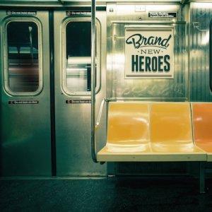 album Brand New Heroes - Brand New Heroes