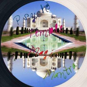 album Psychomagic meet Temple Mantra - Temple Mantra