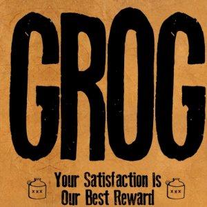 album Your Satisfaction, Is Our Best Reward - GroG