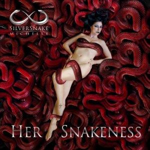 album HER SNAKENESS - SilverSnake Michelle