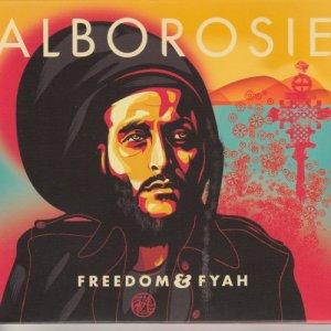 Alborosie Freedom & Fyah copertina
