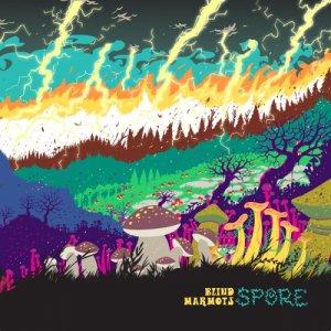 album SPORE - BLINDMARMOTS