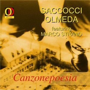 album Canzonepoesia - Sandro Saccocci & Piero Olmeda