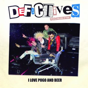 album I LOVE POGO AND BEER - TheDefectives