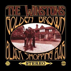 album Golden Brown/Black Shopping Bag - The Winstons