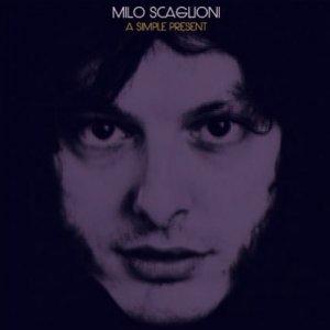 Milo Scaglioni A Simple Present copertina