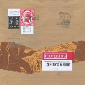 album Zenith's Weight - Footlights