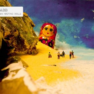 album Russian Nesting Dolls - SCABB
