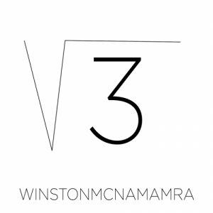 album RADICE DI TRE - WINSTONMCNAMARA