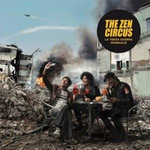 The Zen Circus La terza guerra mondiale copertina