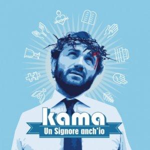 Kama Un Signore anch'io copertina