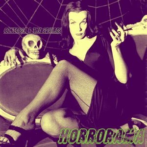 album HORRORAMA - Contessa & the Squires