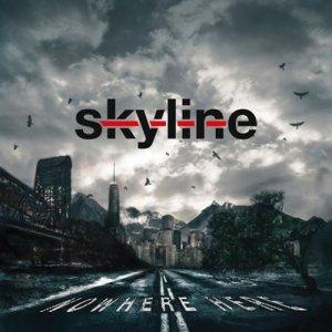 album Nowhere Here - Skyline Rock Band