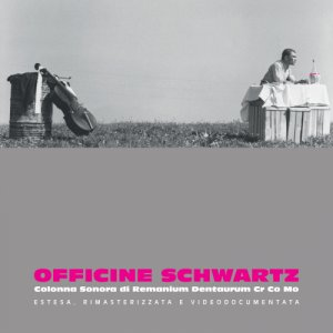 Officine Schwartz Colonna sonora di Remanium Dentaurum Cr Co Mo copertina