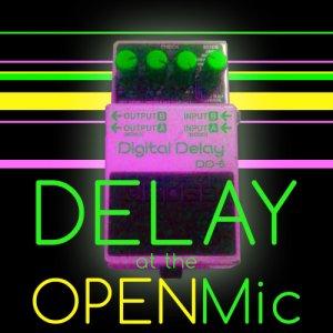 album Delay At The Open Mic - IL Pesce & Bros