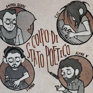 album Colpo di stato poetico - Colpo di stato poetico ep - Alfre D'