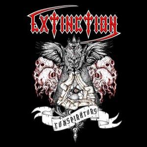 album Conspirators (singolo 2015) - EXTINCTION