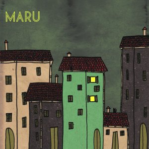 Maru Barucco Maru copertina