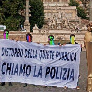 album Chiamo la polizia - Disturbo della quiete pubblica