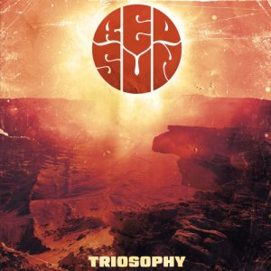 album Triosophy - Red Sun