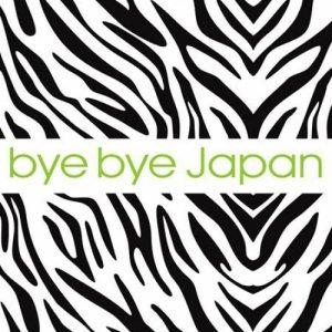 album bye bye Japan - Bye Bye Japan