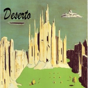 album Deserto - EP - IL Pesce & Bros