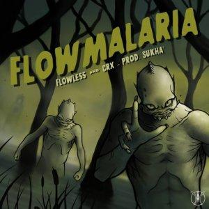 FLOWLESS Flowmalaria copertina