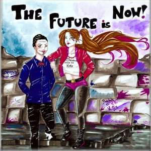 album The Future Is Now! - Shadows Behind The Hills